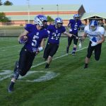 Football: Three Rivers 35 Plainwell 15
