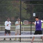 Boys Tennis: Cats fall to Vicksburg