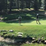 Girls Golf: Taylor & Hines finish 1st & 2nd in Sturgis Invitational