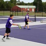 Boys Tennis: Cats fall 5-3 to Eddies