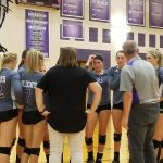 Volleyball: Cats fall in five sets to South Haven