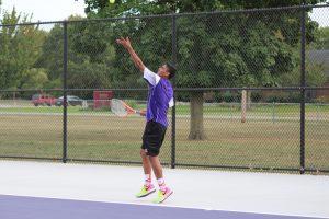 Varsity Boys Tennis 9.29.17