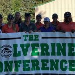 Girls Golf: Cats 3rd at Conf. Tournament; Taylor & Hines All-Conference