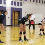 Volleyball: Cats drop five setter to Edwardsburg