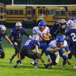 Football: Three Rivers 21 Edwardsburg 18; Cats snap Eddies win streak, clinch playoff spot