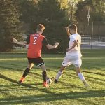 Boys Soccer: Cats fall at home