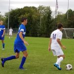 Boys Soccer District: Cats fall to Eddies