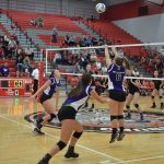Volleyball: Cats fall in four sets at Vicksburg