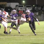 Football Playoffs: Three Rivers 20 Vicksburg 10; Cats at Edwardsburg next Friday
