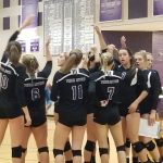 Volleyball Districts: Cats fall to Eddies in four sets