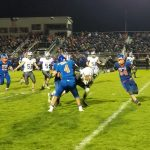 Football District Final: Cats fall to Eddies 30-12