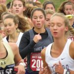 Cross Country D-2 State Finals: Carissa Kelley runs at Michigan International Speedway