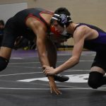 Wrestling: Cats fall to Eddies, Chieftains