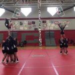 Competitive Cheer: Michigan Center Invitational