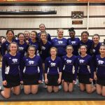 Competitive Cheer: Cats score season high at Conference Jamboree in Allegan