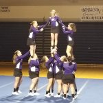 Competitive Cheer: Wolverine Conference Finals at Otsego