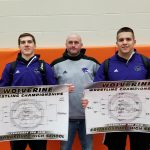 Wrestling: Cats finish 6th at Conference Tournament; Morrill & Moore conference champs