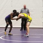 Wrestling: Cats fall to Mattawan in District Finals