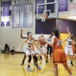 Girls Basketball: Three Rivers 51 Sturgis 36