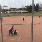 Softball: Cats open with two wins at Coldwater