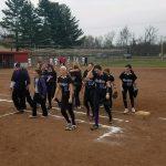 Softball: Cats take two at Vicksburg 6-0, 9-0