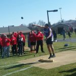 Track & Field: Boys 1-2, Girls 2-1 in conference meet at Vicksburg