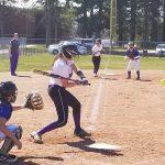 Softball: Cats sweep Eddies 3-2, 11-1