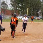 Softball: Cats sweep Sturgis 16-10, 15-0