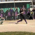 Softball: Cats sweep doubleheader at Mendon 13-2, 15-3
