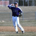 Baseball: Cats split doubleheader at Parchment