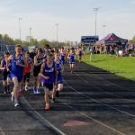 Track & Field: Boys 1-3, Girls 3-1 in final conference dual meet