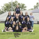 Sideline Cheer: 2018 Varsity & JV tryouts announced
