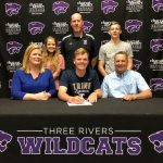 Boys Golf: Trammell signs with Trine