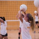 Volleyball: Elementary (3rd-5th) and Middle School (6th-8th) Camps set for July 16