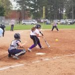 Softball: Cats sweep Otsego 13-1, 12-2