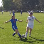 Girls Soccer: Cats rally falls short in 4-3 loss to Eddies