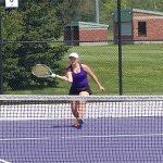 Girls Tennis: Cats 9th at Regional