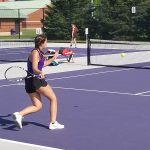 Girls Tennis: Cats 7th at Conference Finals