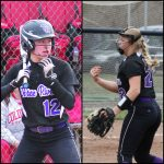 Softball: Heivilin & Nash earn All-State honors
