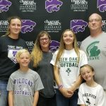 Softball: Bass signs with Glen Oaks CC
