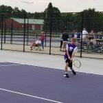 Boys Tennis: Cats fall to Buchanan