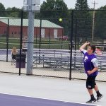 Boys Tennis: Cats fall to Galesburg-Augusta