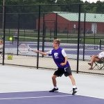 Boys Tennis: Cats drop division match to Sturgis