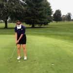 Girls Golf: Cats 4th at Conference Jamboree #8