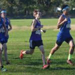 Cross Country: Boys 3rd, Girls 9th at Conference Finals; Appoloni All-Conference