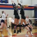 Volleyball District: Cats fall in four sets to Niles