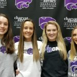 Volleyball: Four Cats named All-Conference