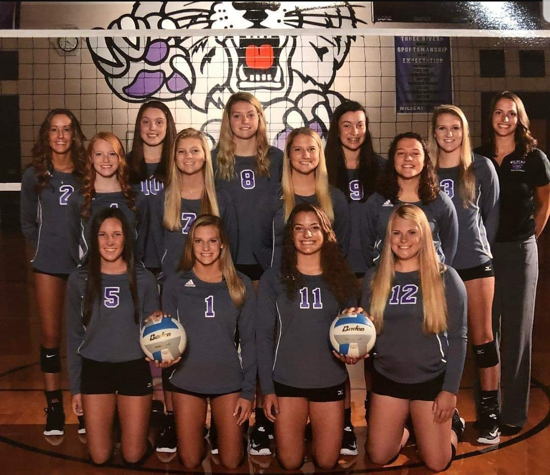 Volleyball: Cats earn Team Academic All-State honors