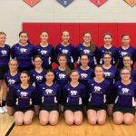 Competitive Cheer: Cats 7th at Conference Jamboree #1 in Vicksburg