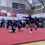 Competitive Cheer: Cats at CCCAM Invite in Paw Paw